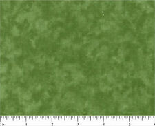 By the Yard Cotton Quilt Fabric BLENDER 0612 Piquant Green MOTTLED Tonal
