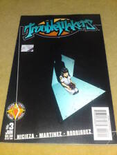 ACCLAIM COMICS - TROUBLEMAKERS June 1997 No3