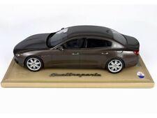 BBR Models Project 18 Maserati Quattroporte Detroit 2013 Modellino