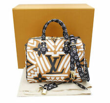 LOUIS VUITTON Speedy 25 Hand Shoulder Bag Graffiti Monogram M56588 Woman LV New
