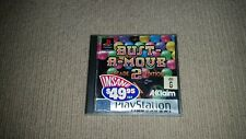 Bust a Move 2 Arcade Edition Sony Playstation 1 PS1 Game, Bust-a-move