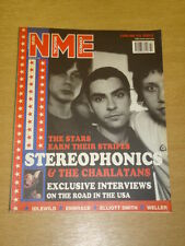 NME 2000 APRIL 8 STEREOPHONICS THE CHARLATANS IDLEWILD