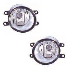 Toyota Yaris Mk3 Hatchback 7/2011-11/2014 Fog Spot Lights Lamps 1 Pair O/S & N/S