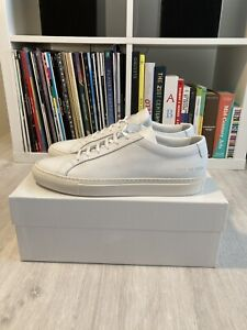 Common Projects Achillles Pebbled, White, UK 8