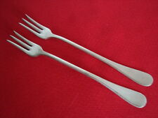 WINDSOR ~ R. Wallace & Sons/International  Silver ~ 2 Seafood Forks