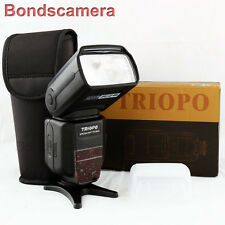 Triopo TR-982 II Master E-TTL Flash Speedlite 1/8000s For Canon 580EX EOS 70D