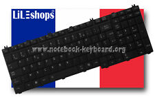 Clavier Français Original Pour Toshiba Satellite Pro L350 L355 Série Noir