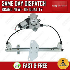 FOR NISSAN QASHQAI J10 2007>ON REAR LEFT SIDE WINDOW REGULATOR WITH 2 PIN MOTOR