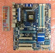 GigaByte Mainboard GA-P55A-UD3R P55 LGA1156 2x PCIE x16 USB3/SATA3 + IO Shield