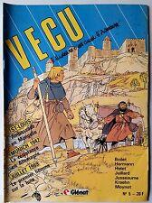 VECU n°5 de 1985; St-Louis/ Munich 1942/ Juillet 1969