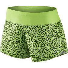 "Nike Women's 3"" Starglass Running Shorts , Green, SMALL, BNWT- 719880 313"