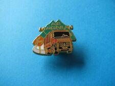 RENAULT AE MAGNUM Truck / Lorry Pin Badge. VGC. Enamel. Arthus Bertrand.
