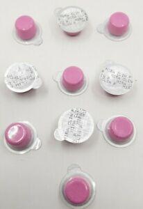 Polierpaste professional, Zahnpolierpaste, Reingungspaste für Zähne 10 x 2 g P