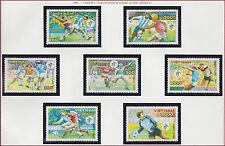 VIETNAM N°1044/1050** Football ITALIE 1990 Vietnam 2082-2088 ITALY Cup Soccer NH