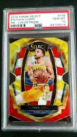 2018 Panini Select Stephen Curry Tri-Color Prizm #108 Graded GEM 10 MINT Premier