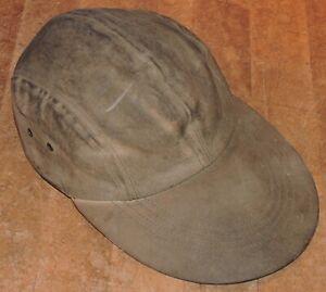 Filson Canvas Hat, Cap, Long Bill, Sz Large, 7 1/4-3/8, C.C.Filson Co.