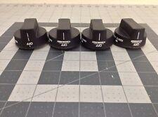 Whirlpool Range Stove Oven Control Knob (Set of 4) 8273279 8273280 8273281
