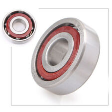 1PC 7201AC/7201 Silver Precision Angular Contact Spindle Ball Bearing 12*32*10mm