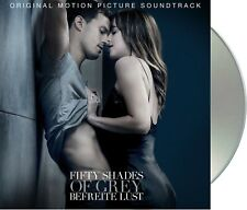 "OST ""Fifty Shades of Grey vol.3 - liberò Lust"" CD NUOVO 2018 FILM MUSICA"