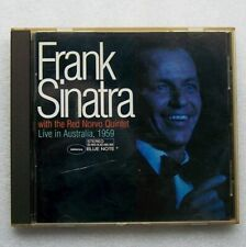Frank Sinatra with the Red Norvo Quintet Live in Australia 1959 Blue Note 1997