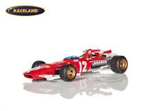 Ferrari 312B Scuderia Ferrari F1 GP Österreich 1970 Jacky Ickx, Tecnomodel 1:18