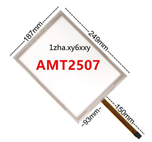 1X For 10.4 inch 5 wire Touch Screen For AMT 2507 AMT2507 #ZH
