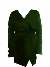 Polyester Jumpers & Cardigans Tall Size for Women