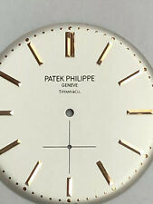 Calatrava Opaline Watch Dial Rose/Gold Patek Philippe Tiffany & Co