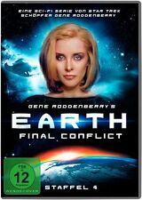EARTH : FINAL CONFLICT - SEASON 4 -  DVD -  sealed PAL Region 2