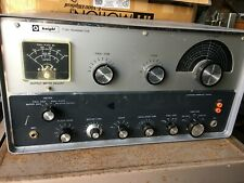 Vintage  ham radio  KNIGHT T-150 transmitter, used