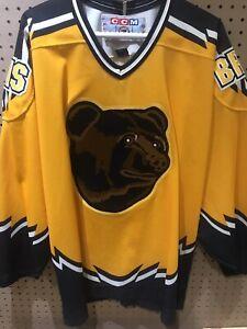 Boston Bruins Jersey Pooh Bear XL