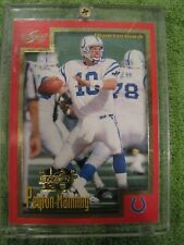 New listing Peyton Manning 1999 Score # 170 Colts 2nd Year Card