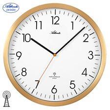 Atlanta 47 Radio Reloj De Pared Cocina Bajo Nivel ruido Oficina 459