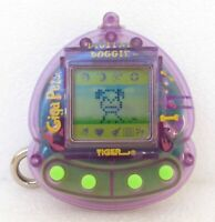Gig tiger tamagotchi giga pets dog retrogames 90's game & watch handheld console