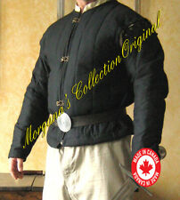 Medieval Viking Armor Padded Gambeson (Long Sleeves)