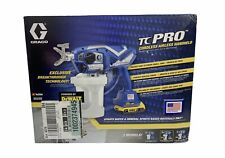 NEW Graco TC Pro Cordless Airless Paint Sprayer 17N166