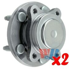 Pack of 2 Rear Wheel Hub Bearing Assembly replace 512299 BR930449