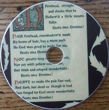 Vintage PRE RAPHAELITE 45 books Art Rossetti Millais Burne Jone Holmen Hunt CD