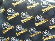 Pittsburgh Steeler Fabric 1 Yard Cotton