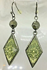 Johnny Loves Rosie Art Deco Style Earrings Mother's Day Gift Valentines J97