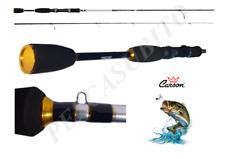 canna spinning spin catch 2.10m 10/30g da pesca luccio black bass trota spigola