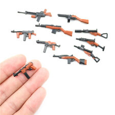 WW2 Army Military weapon toy Mini Figures building blocks brick Figures toy*v*