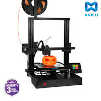 Xvico X3 Pro 3D Printer 220x220x240mm Printing Size with 10m PLA Filament Gift