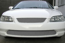 Grille-MX Lower Insert GRILLCRAFT HON1122S fits 98-00 Honda Accord