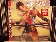 DA BRAT - UNRESTRICTED (VINYL 2LP)  2000!!!  RARE!!!  JERMAINE DUPRI!!!