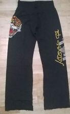 Pantaloni da donna neri in cotone taglia XS