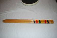"Set of Spalding Croquet 24"" Stakes New"