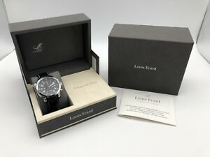 Louis Erard Sportive Chronograph Day Date Automatic Watch 78410 - Preowned