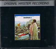 Woodstock OST various MFSL silver 4 CD BOX Japon pressage sans pappumhüllung