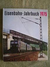 DDR Eisenbahn Jahrbuch 1975 -Deutsche Reichsbahn Reisezugwagen Berlin-Ostbahnhof